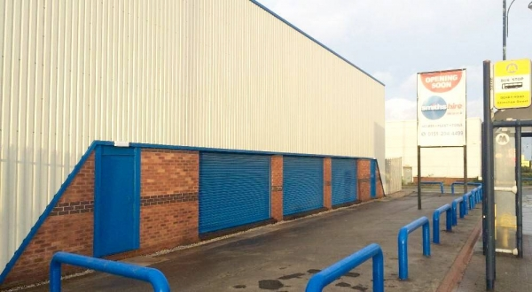 Warehouse dilapidations fit-out, repair and refurbishment