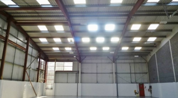 Commercial warehouse fit-out, dilapidations repairs