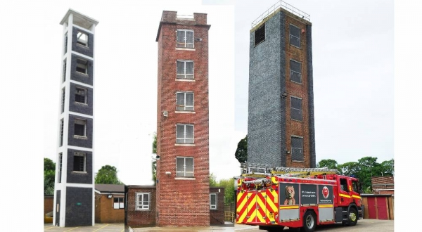 Fire Tower Building Survey